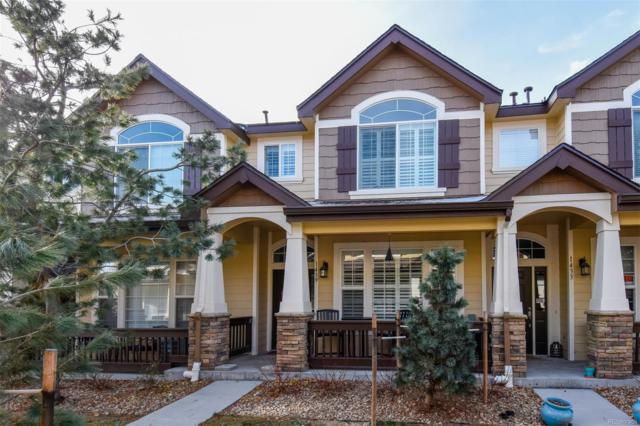 1439 Royal Troon Drive, Castle Rock, CO 80104 (#5662047) :: The Thayer Group