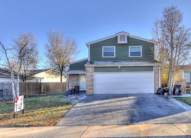 5270 E 112th Court, Thornton, CO 80233 (#5662160) :: The Heyl Group at Keller Williams