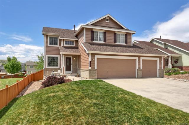 1164 Koa Court, Castle Rock, CO 80104 (#5662542) :: Bring Home Denver with Keller Williams Downtown Realty LLC