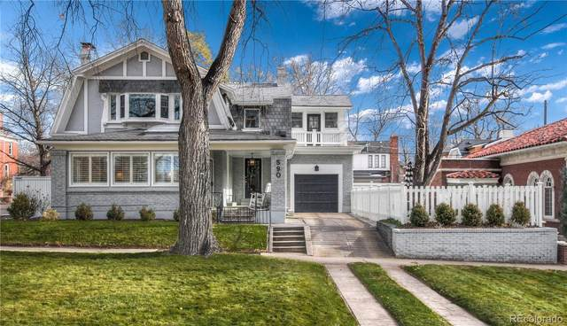590 N Williams Street, Denver, CO 80218 (#5662809) :: The Colorado Foothills Team | Berkshire Hathaway Elevated Living Real Estate