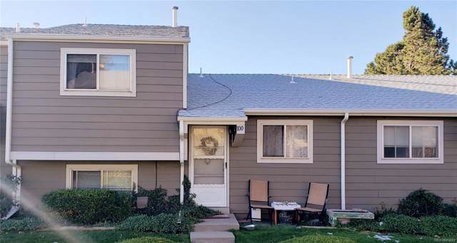 5731 W 92nd Avenue #100, Westminster, CO 80031 (#5662876) :: The Peak Properties Group