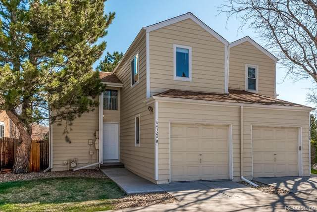 6432 Yank Court A, Arvada, CO 80004 (#5662939) :: The Peak Properties Group