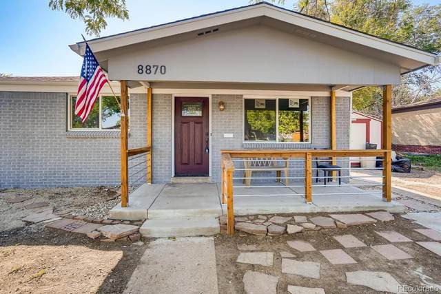 8870 Hunter Way, Westminster, CO 80031 (#5663675) :: Re/Max Structure