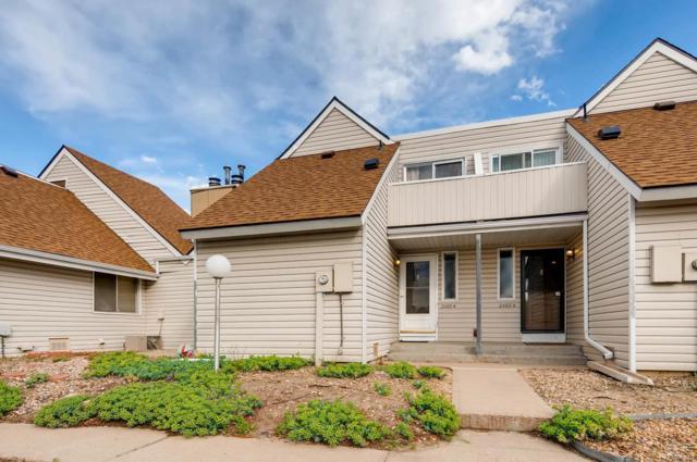 2469 S Xanadu Way B, Aurora, CO 80014 (#5664361) :: Wisdom Real Estate