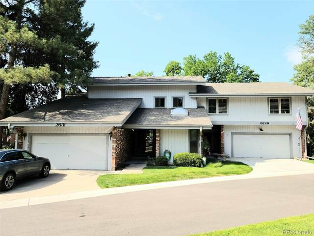 2631 S Wadsworth Circle #15, Lakewood, CO 80227 (#5664362) :: The HomeSmiths Team - Keller Williams