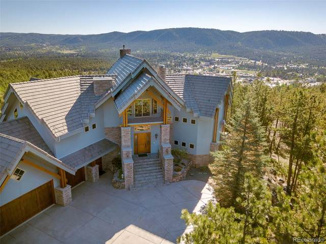 300 Golden Eagle Place, Woodland Park, CO 80863 (#5664727) :: The DeGrood Team