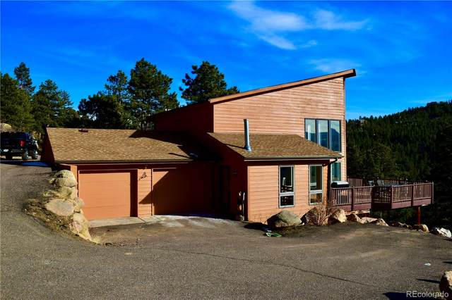 5363 Abbey Road, Evergreen, CO 80439 (#5664799) :: HomeSmart