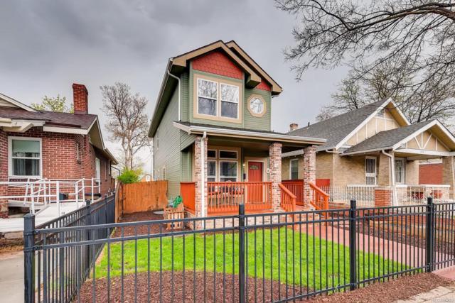 3932 Tejon Street, Denver, CO 80211 (MLS #5665043) :: 8z Real Estate