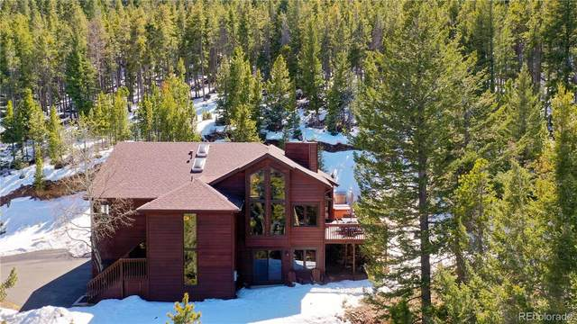 1000 Saddle Ridge Drive, Evergreen, CO 80439 (#5665157) :: iHomes Colorado