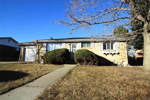 7723 W Iowa Drive, Lakewood, CO 80232 (#5665192) :: The Griffith Home Team
