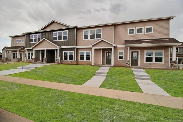1693 Grand Avenue #5, Windsor, CO 80550 (MLS #5665222) :: Kittle Real Estate