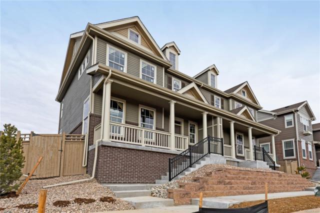 14764 E Crestridge Drive, Aurora, CO 80015 (#5665435) :: Hometrackr Denver