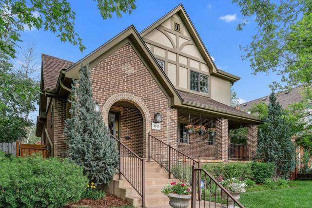 1040 S Ogden Street, Denver, CO 80209 (#5665641) :: The Peak Properties Group