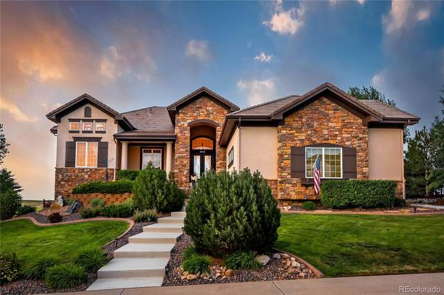 5692 Vistancia Drive, Parker, CO 80134 (MLS #5665749) :: Clare Day with Keller Williams Advantage Realty LLC