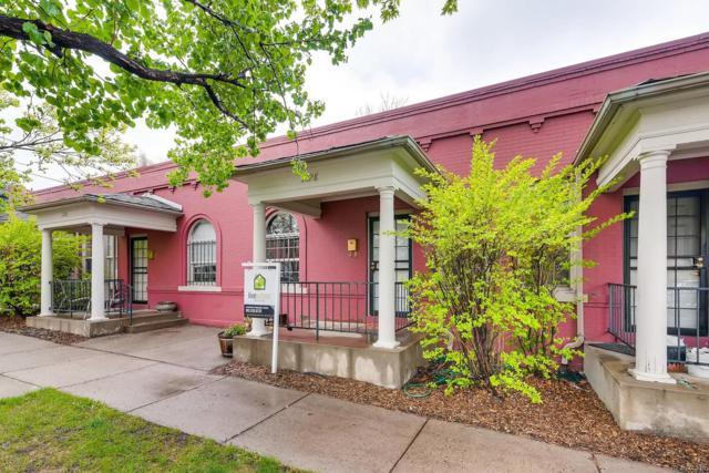 1028 28th Street, Denver, CO 80205 (#5665859) :: Bring Home Denver with Keller Williams Downtown Realty LLC