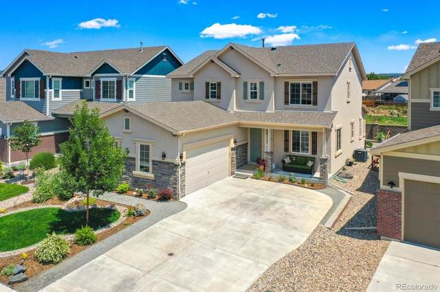 17563 Leisure Lake Drive, Monument, CO 80132 (#5665883) :: The Colorado Foothills Team | Berkshire Hathaway Elevated Living Real Estate