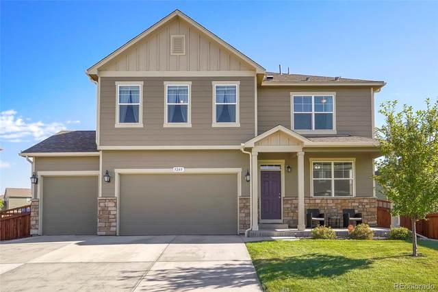 5245 Silver Maple Street, Brighton, CO 80601 (#5665924) :: Bring Home Denver with Keller Williams Downtown Realty LLC