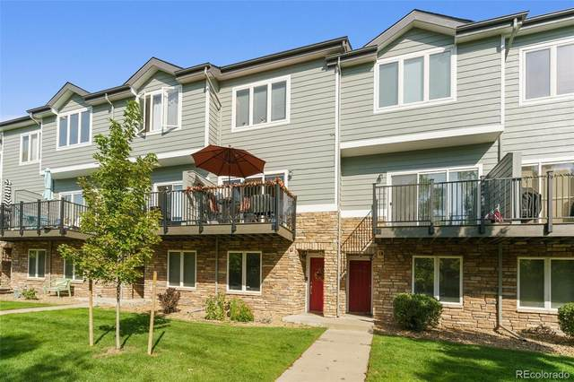 2767 W Riverwalk Circle L, Littleton, CO 80123 (#5666094) :: The Griffith Home Team