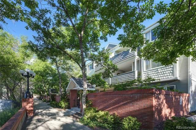 2201 Pearl Street #225, Boulder, CO 80302 (MLS #5666268) :: 8z Real Estate