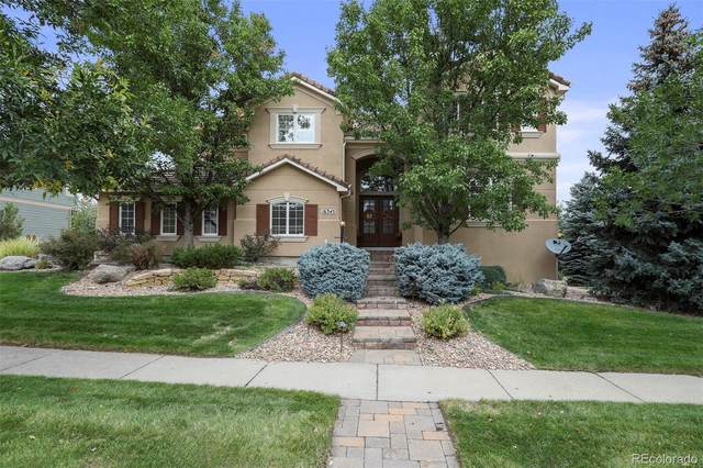 16345 E Maplewood Place, Centennial, CO 80016 (#5666745) :: The DeGrood Team