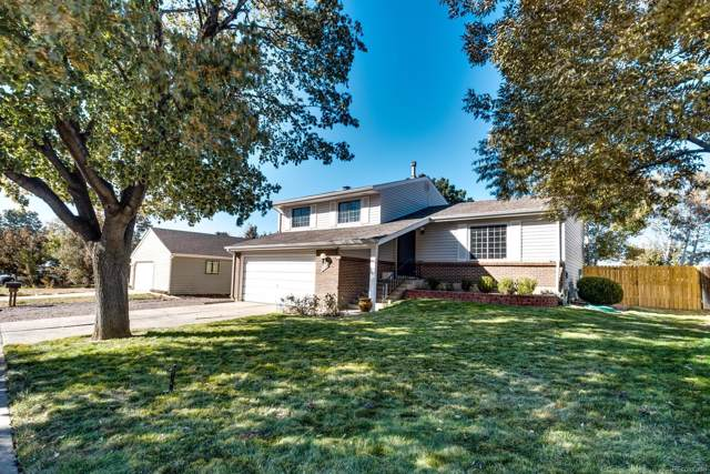 16645 E Rice Circle, Aurora, CO 80015 (#5667520) :: Mile High Luxury Real Estate