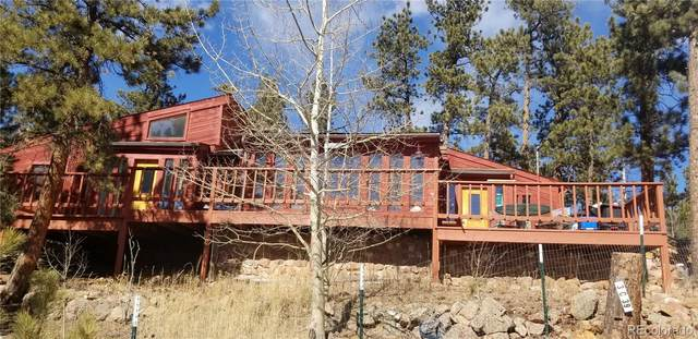 21 Gauthier Road, Bailey, CO 80421 (#5667648) :: The Dixon Group