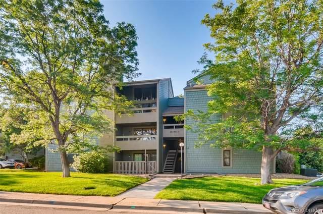 14190 E Temple Drive O6, Aurora, CO 80015 (#5668492) :: Venterra Real Estate LLC