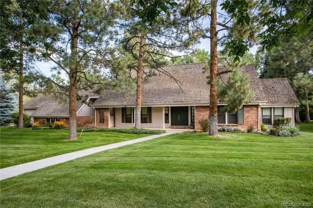 1513 Cottonwood Lane, Greenwood Village, CO 80121 (MLS #5669590) :: 8z Real Estate