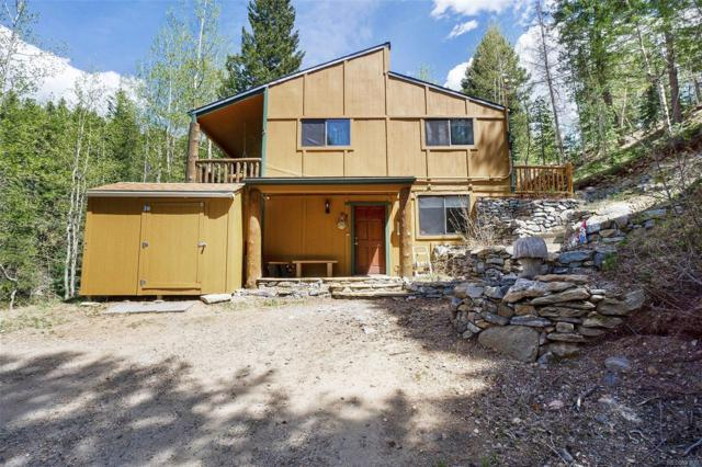 604 Castlewood Drive, Evergreen, CO 80439 (MLS #5669638) :: 8z Real Estate