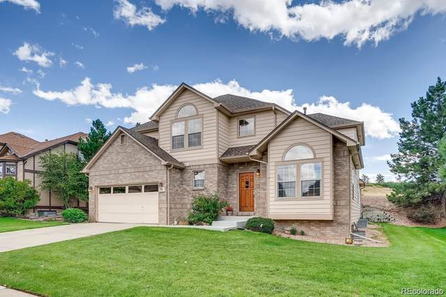 464 W Prestwick Way, Castle Rock, CO 80104 (#5669851) :: The Colorado Foothills Team | Berkshire Hathaway Elevated Living Real Estate
