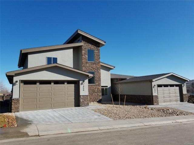 1437 Rogers Court, Golden, CO 80401 (#5669965) :: Hometrackr Denver