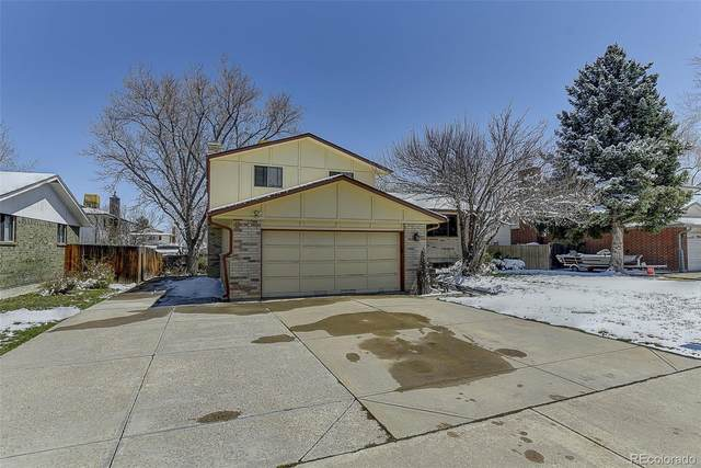 6890 Gray Drive, Arvada, CO 80003 (#5670525) :: Hudson Stonegate Team