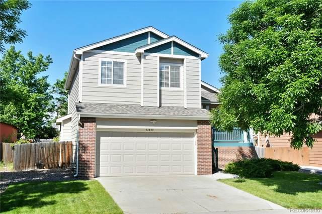 11833 Columbine Street, Thornton, CO 80233 (#5670645) :: Portenga Properties