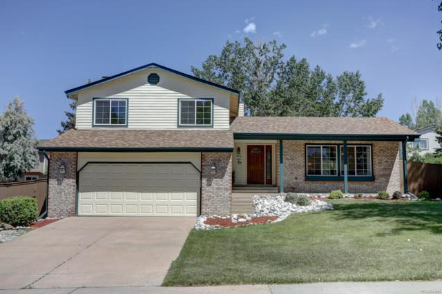 953 Fieldstone Place, Highlands Ranch, CO 80126 (#5670734) :: The HomeSmiths Team - Keller Williams