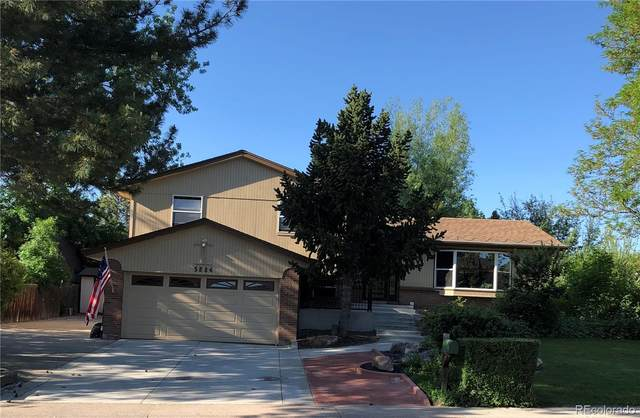 5884 W Leawood Drive, Littleton, CO 80123 (#5670987) :: Bring Home Denver with Keller Williams Downtown Realty LLC