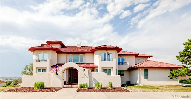 5928 Saddle Creek Trail, Parker, CO 80134 (#5671059) :: Realty ONE Group Five Star