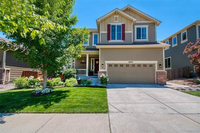 16020 W 62nd Drive, Arvada, CO 80403 (#5671864) :: The Griffith Home Team