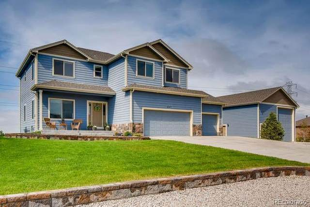 5247 Peregrine Road, Dacono, CO 80504 (MLS #5672247) :: 8z Real Estate
