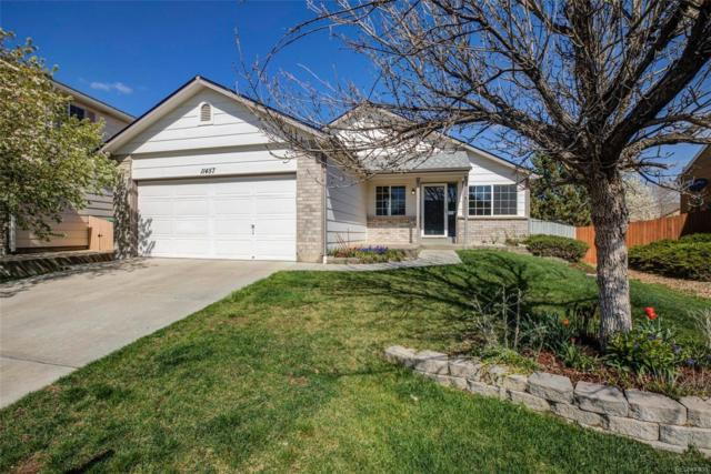 11457 E 116th Drive, Commerce City, CO 80640 (#5672373) :: The Healey Group