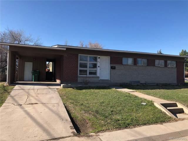 9420 Ridge Road, Arvada, CO 80002 (MLS #5672778) :: 8z Real Estate