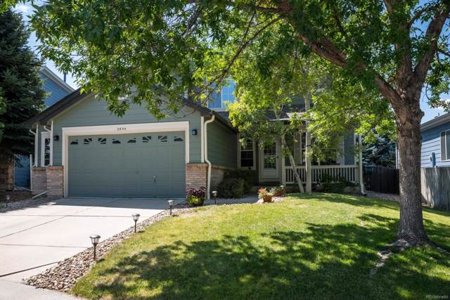 2954 Hughs Drive, Erie, CO 80516 (#5672886) :: The Healey Group