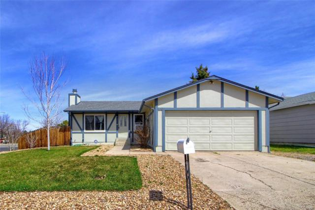 3506 S Ouray Circle, Aurora, CO 80013 (#5672918) :: The DeGrood Team