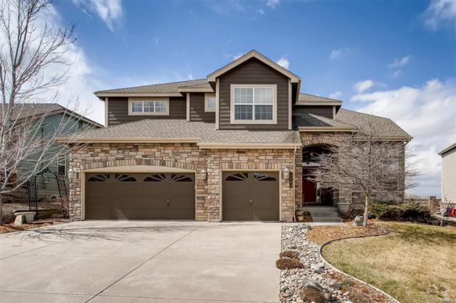 1741 Rosemary Drive, Castle Rock, CO 80109 (#5672989) :: The Peak Properties Group