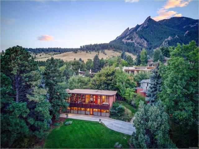 430 Christmas Tree Drive, Boulder, CO 80302 (MLS #5673001) :: Bliss Realty Group