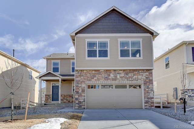 5496 Sandy Ridge Avenue, Firestone, CO 80504 (MLS #5673101) :: 8z Real Estate