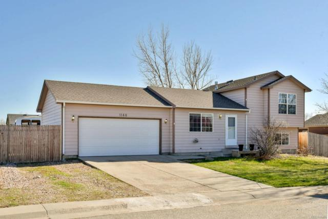 1148 Beech Street, Fort Lupton, CO 80621 (#5673270) :: Colorado Home Finder Realty