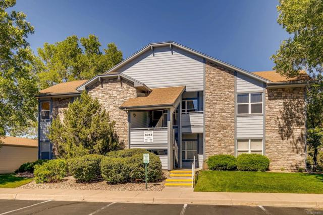 8055 W Eastman Place #204, Lakewood, CO 80227 (MLS #5673283) :: 8z Real Estate