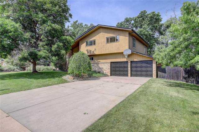 175 S Brentwood Street, Lakewood, CO 80226 (#5673762) :: The Griffith Home Team