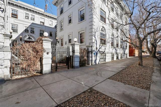 215 E 11th Avenue A3, Denver, CO 80203 (#5674048) :: The DeGrood Team