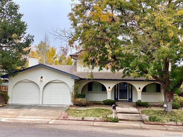 7661 E Oxford Avenue, Denver, CO 80237 (#5674171) :: James Crocker Team
